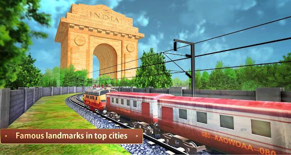 Indian Metro Train Simulator 16