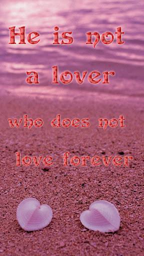 玩免費遊戲APP|下載Love quotes wallpapers app不用錢|硬是要APP
