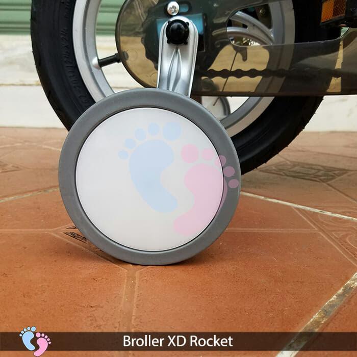 Xe đạp cho bé Broller XD Rocket 2 pt 11