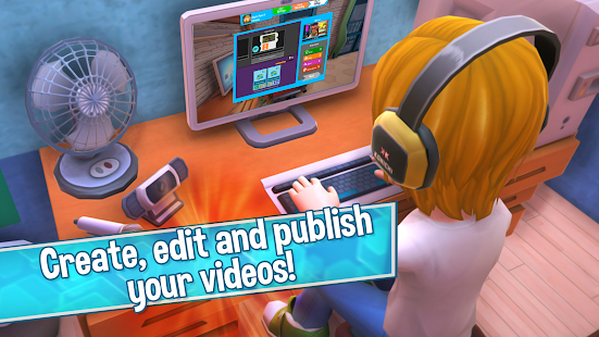 Youtubers Life - Gaming 1.0.6 (Retail & Mod) Apk + Data