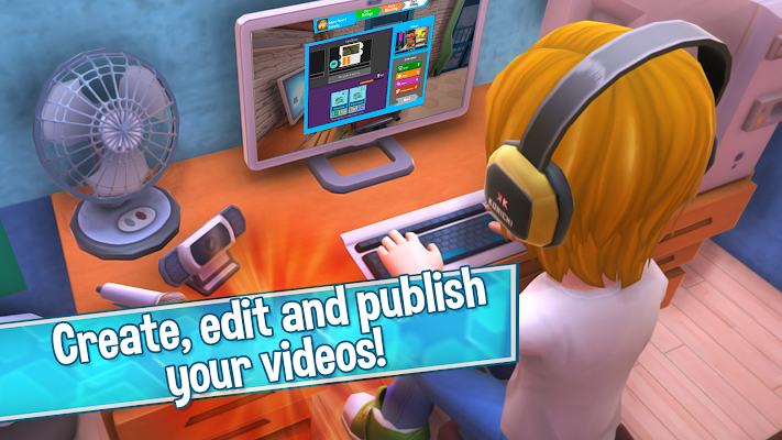 Youtubers Life - Gaming- screenshot