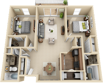 Go to 2A Floorplan page.