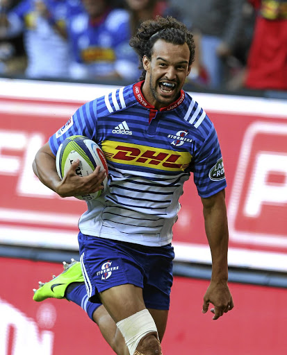 Tough test: Dillyn Leyds is set to play at flyhalf for the Stormers against the Blues after a run of injuries in the Cape side. Picture: GALLO IMAGES