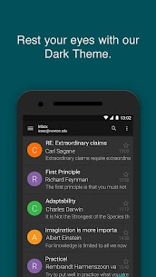 Aqua Mail PRO APK- Email app LITE Mod [Full Unlocked] 5