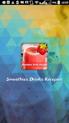 Smoothies Drink Recipes
