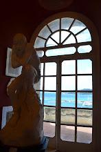 Photo: Foro - interno Torrione. Opere di Maltese