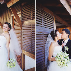 Wedding photographer Yuriy Dyachenko (Dyachenko). Photo of 30.10.2012