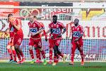 KV Kortrijk wordt 50: van een klein ploegje in vierde klasse tot een zekerheid in eerste klasse