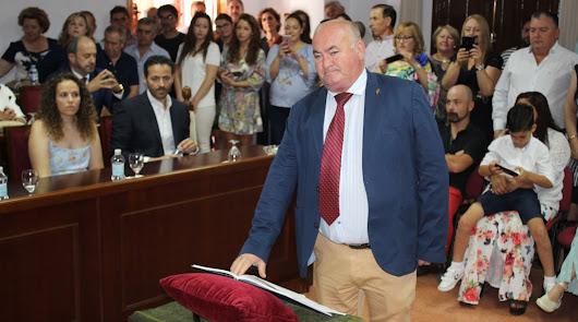Conmoción en Vícar: fallece a los 60 años el concejal Rosendo Martínez Navarro
