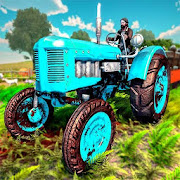 Modern Farm Simulator 19: New Tractor Farming Game