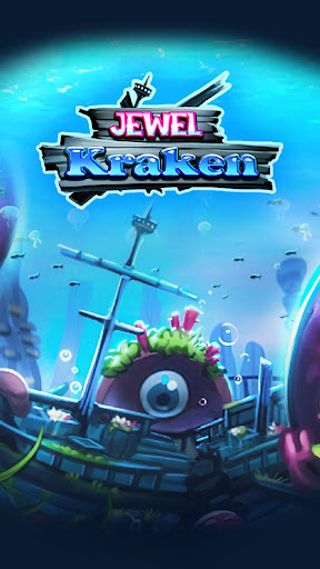 Jewel Kraken: Match3 puzzle  screenshots 1