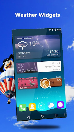 GO Weather Widget screenshot 8