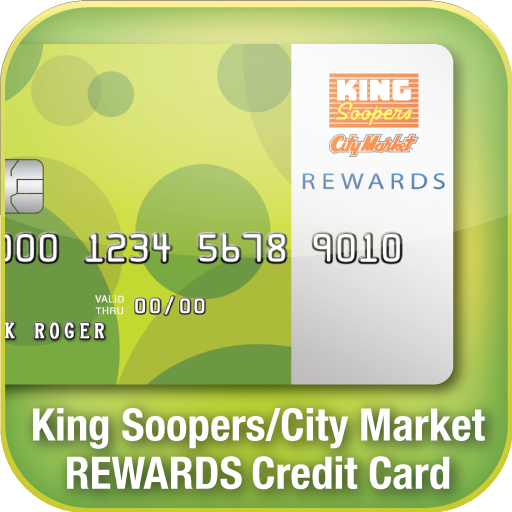King Soopers REWARDS Credit App