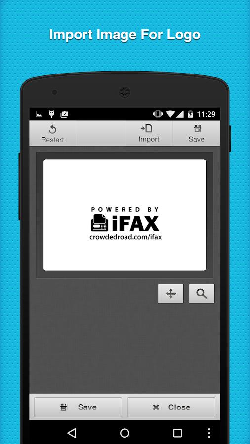 iFax - Send & Receive Faxes- screenshot