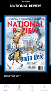National Review - náhled