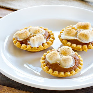 Must Try Healthy Mini Sweet Potato Pies