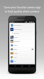 Mute Camera Pro Screenshot