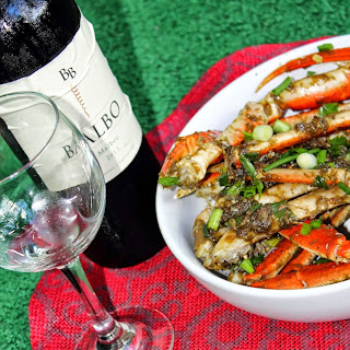 Jerked Crab Legs Recipe