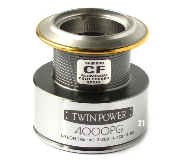 Shimano TwinPower PG