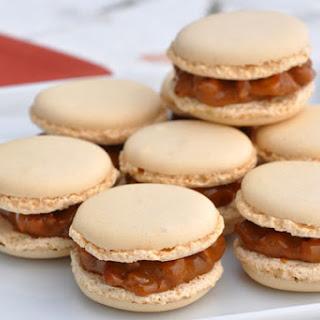Pecan Pie Macarons