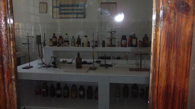 Photo: Sección Química de la Fábrica