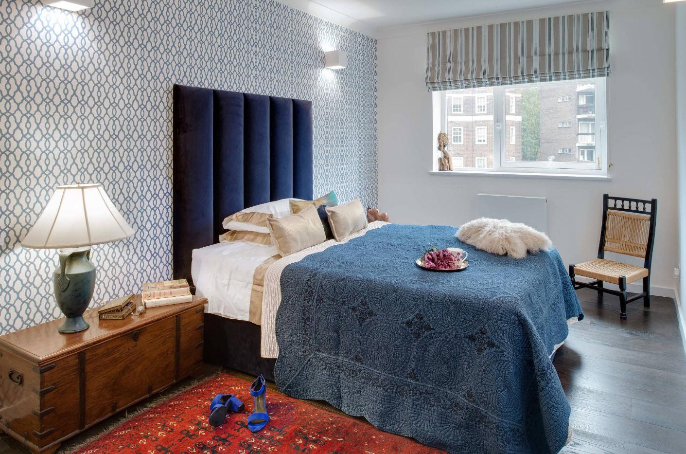 Секреты выбора обоев для комнаты