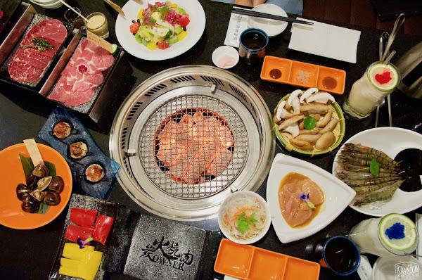OWNER歐納炭火燒肉|有著西餐廳質感的高檔燒肉店