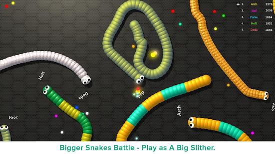 Slithering Snake.io