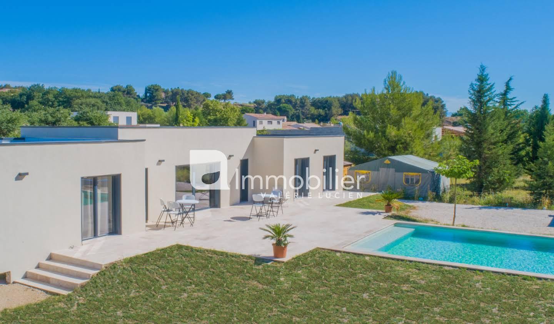 Maison avec piscine et terrasse Noves