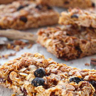 Coconut Oat Honey Bars Recipes.