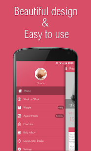 Pregnancy Assistant App- screenshot thumbnail