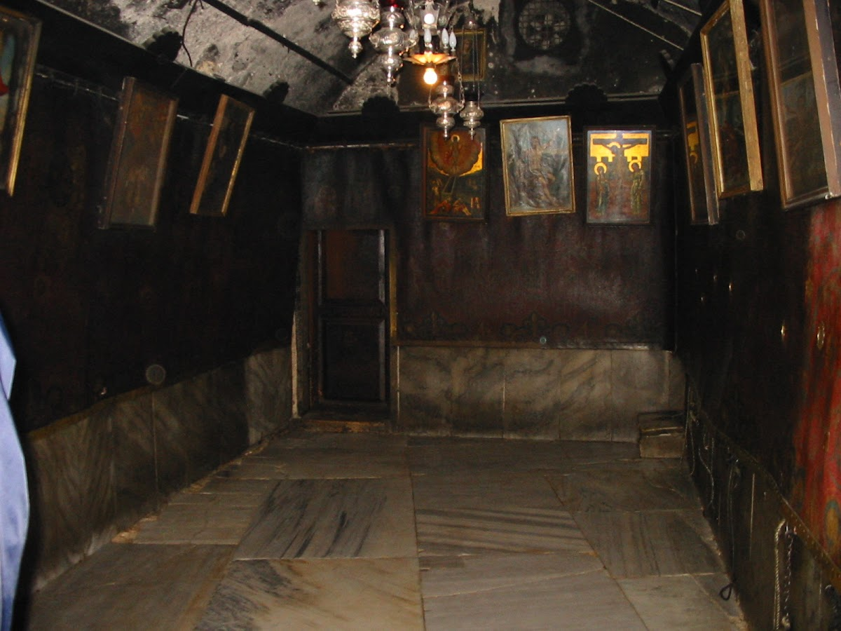 Grotto (Cave within Church of the Nativity)