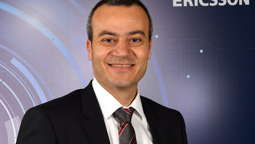 Chafic Traboulsi, Head of Networks at Ericsson Middle East & Africa.