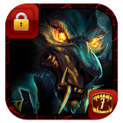 Beast fangs gothic theme icon