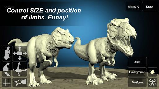Dinosaur Mannequins screenshots 2
