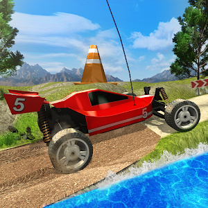 Toy Truck Hill Racing 3D for PC and MAC