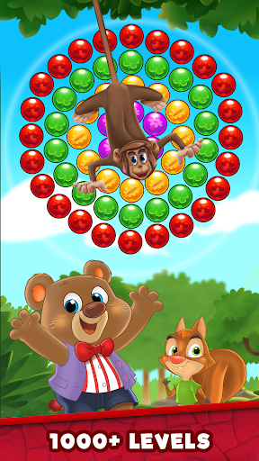 Bubble Friends Bubble Shooter Pop 1.3.17 screenshots 2