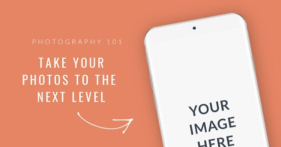 The Next Level Phone Mockup - Facebook Event Cover Template