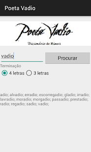 Poeta Vadio- screenshot thumbnail
