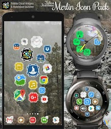 Merlin Icon Pack APK screenshot thumbnail 1