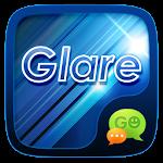 (FREE) GO SMS GLARE THEME 4.1 Apk