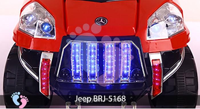 Xe oto điện cho bé Jeep BRJ-5168 16