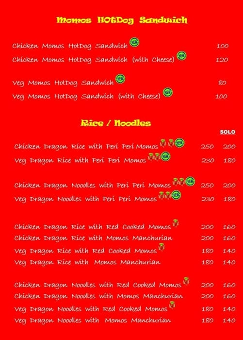 Mind  Your Dimsums menu 7