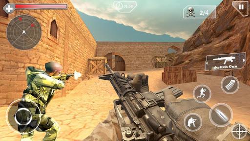 SWAT Shoot Fire Gun 1.1 screenshots 1