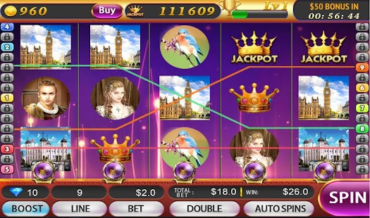 Mary Read Slot - Play Free Casino Slot Machine Games