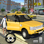Rush Hour Taxi Cab Driver: NY City Cab Taxi Game 1.7