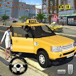 Rush Hour Taxi Cab Driver: NY City Cab Taxi Game 1.10