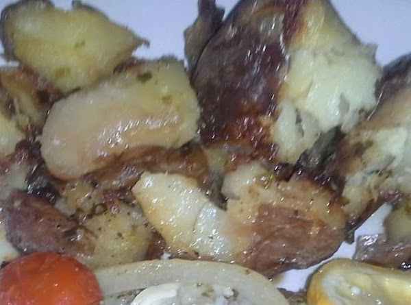 Mertzie's Roasted Red Potatoes Recipe