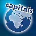 Countries Capitals Quiz icon