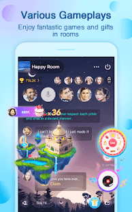 Yalla - Free Voice Chat Rooms Screenshot